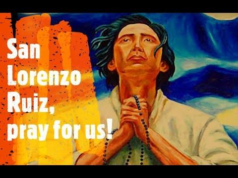 Image of San Lorenzo Ruiz