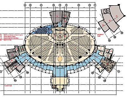 Early 2002 church plans