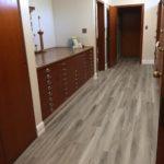New Sacristy Floor and Lighting