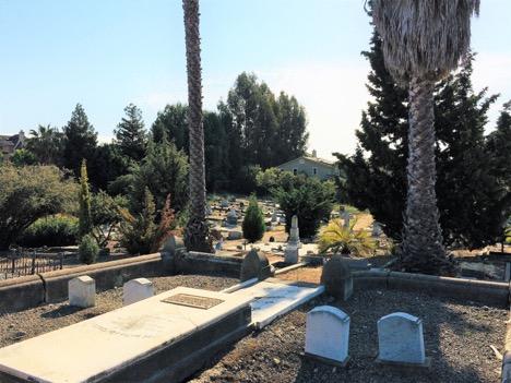 St Joseph Cemetery