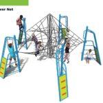 New school playground rendering
